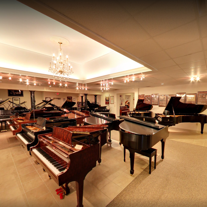 Steinway Piano Gallery