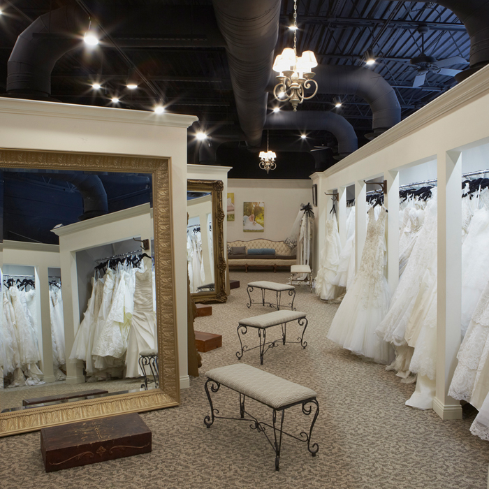 The White Room Bridal & Formal Wear